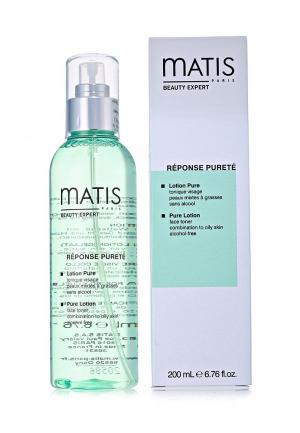 Лосьон для лица Matis. Цвет: белый