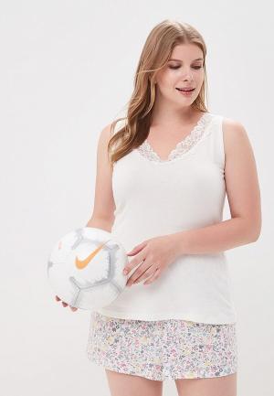 Пижама Evans. Цвет: белый