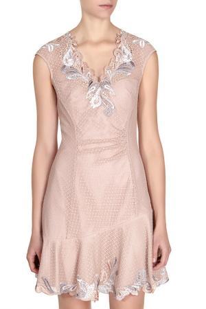 Платье Karen Millen. Цвет: neutra