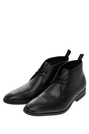 Ботинки CLARKS. Цвет: черный