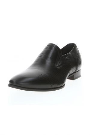 Туфли ALBERTO GUARDIANI. Цвет: черный