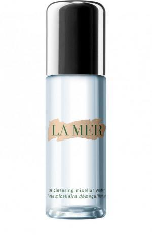 Очищающая мицеллярная вода La Mer. Цвет: бесцветный
