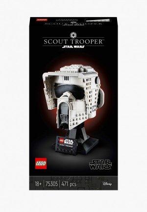 Конструктор Star Wars LEGO. Цвет: белый