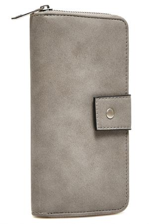 Wallet MOODO. Цвет: grey