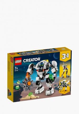 Конструктор Minecraft LEGO. Цвет: разноцветный