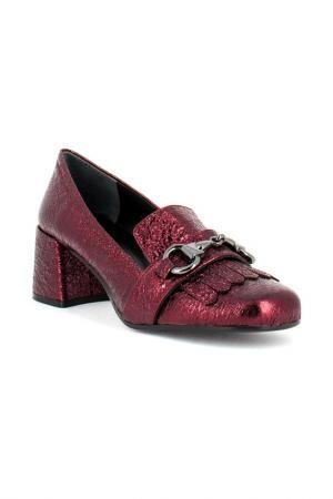 Туфли BRUNO PREMI. Цвет: бордовый