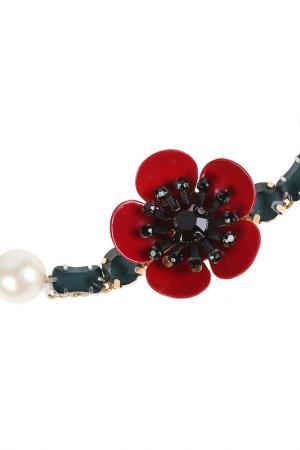 Ожерелье RADA. Цвет: красный