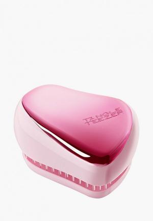 Расческа Tangle Teezer. Цвет: розовый