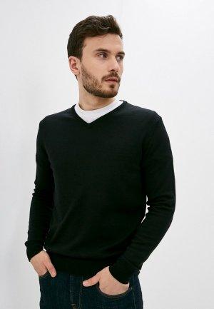 Пуловер Baldinini. Цвет: черный