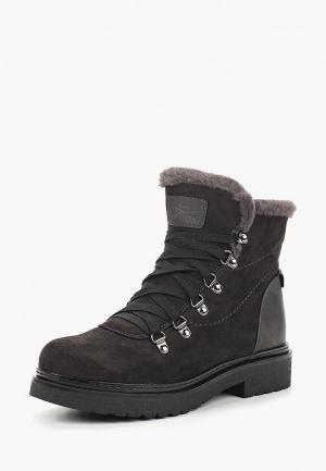 Ботинки Gene. Цвет: серый