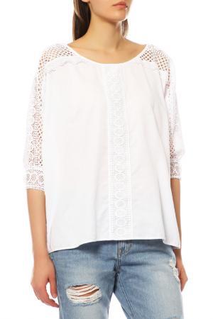 Блуза CHARO RUIZ. Цвет: white