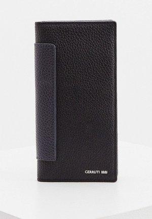 Кошелек Cerruti 1881. Цвет: черный