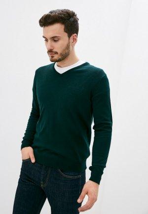 Пуловер Baldinini. Цвет: зеленый