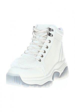 Ботинки LIBELLEN. Цвет: бежевый