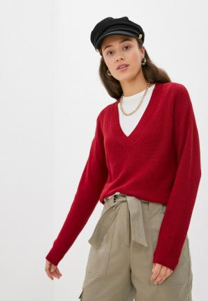 Пуловер Pepe Jeans. Цвет: красный