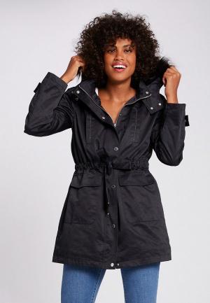Куртка Morgan. Цвет: черный