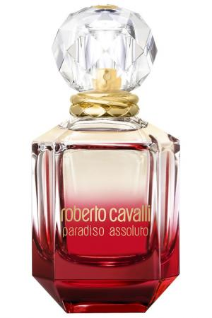 Парфюмерная вода  Paradiso Assoluto, 75 мл Roberto Cavalli. Цвет: прозрачный