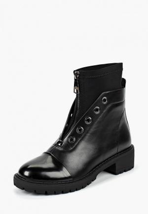 Ботинки GLAMforever. Цвет: черный