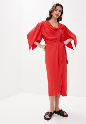 Платье Vivienne Westwood. Цвет: красный