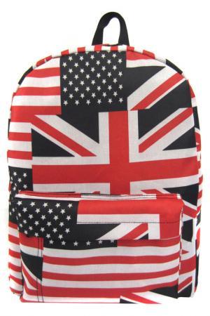 Рюкзак American Flag CREATIVE. Цвет: белый