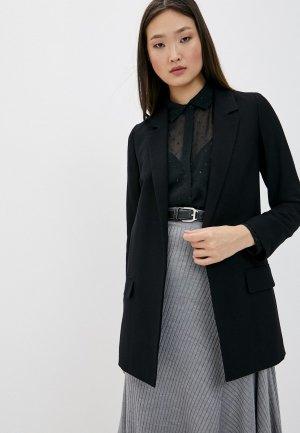 Пиджак AllSaints. Цвет: черный