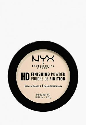 Пудра Nyx Professional Makeup. Цвет: прозрачный