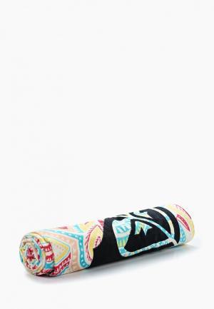 Полотенце Roxy. Цвет: разноцветный