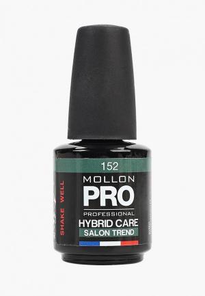 Гель-лак для ногтей Mollon Pro. Цвет: зеленый