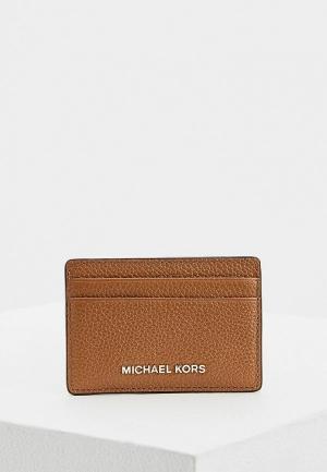 Кредитница Michael Kors. Цвет: коричневый