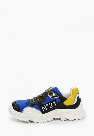 Кроссовки N21. Цвет: разноцветный