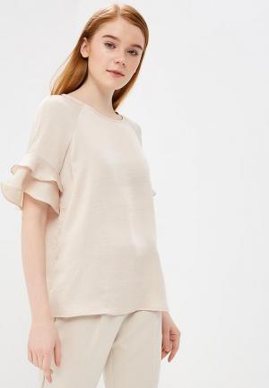 Блуза Motivi. Цвет: бежевый