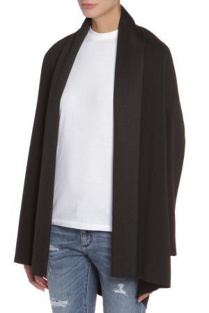 Пальто Cyrille Gassiline. Цвет: черный