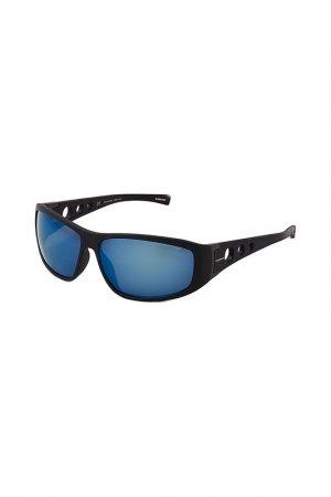 Солнцезащитные очки CHOPARD. Цвет: черный