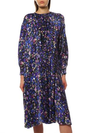 Платье BALENCIAGA. Цвет: 4011