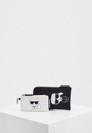 Комплект Karl Lagerfeld. Цвет: разноцветный
