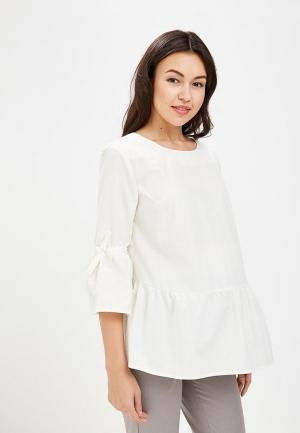 Блуза BuduMamoy. Цвет: бежевый