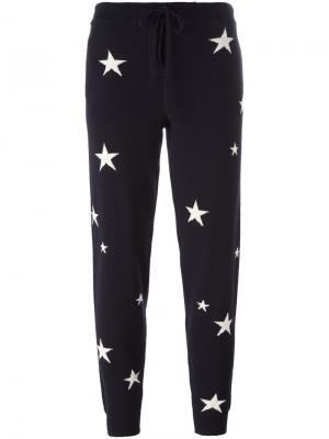 Спортивные брюки Chinti & Parker. Цвет: синий