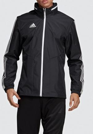 Ветровка adidas. Цвет: черный