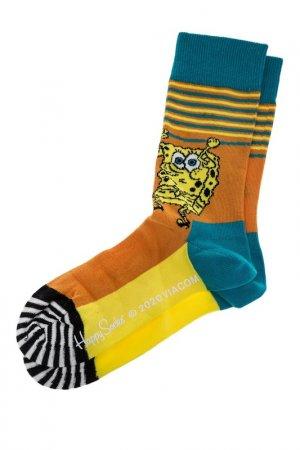 Носки HAPPY SOCKS. Цвет: желтый