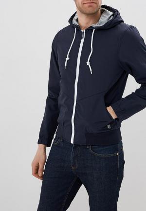 Куртка E-Bound. Цвет: синий