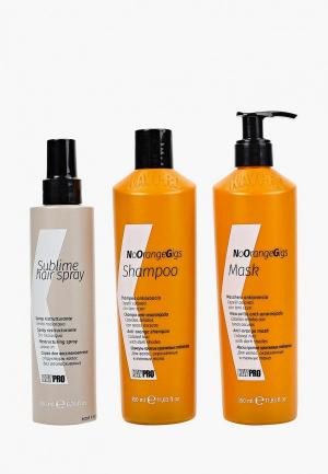Набор для ухода за волосами KayPro. Цвет: прозрачный