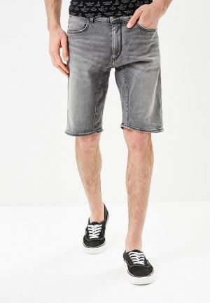 Шорты джинсовые Drykorn. Цвет: серый