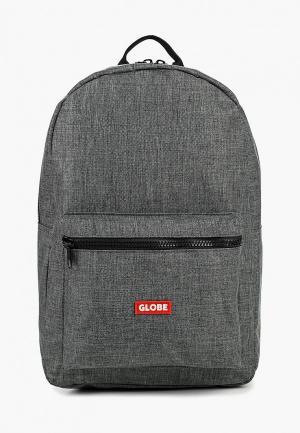 Рюкзак Globe. Цвет: серый
