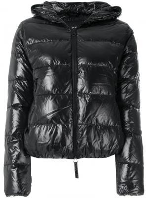 Куртка Thia Duvetica. Цвет: чёрный