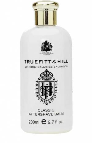 Классический бальзам после бритья Truefitt&Hill. Цвет: бесцветный
