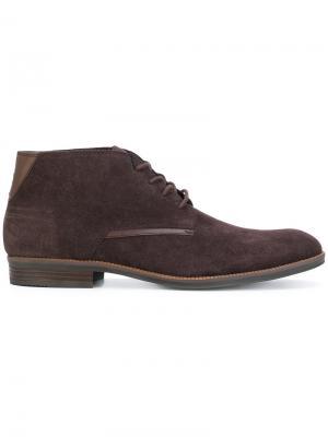 Ботинки-дезерты Tommy Hilfiger. Цвет: коричневый