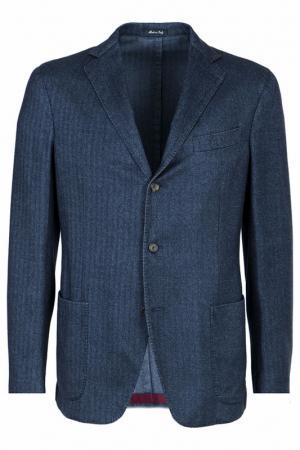 Пиджак COLOMBO. Цвет: серый