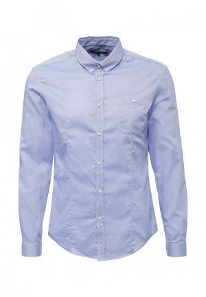 Рубашка Drykorn. Цвет: синий