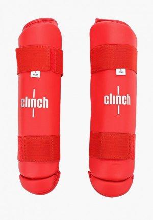 Защита Clinch. Цвет: красный