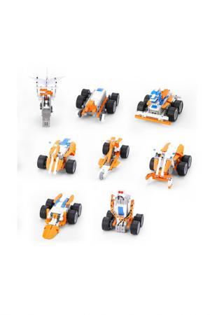 Умный робот конструктор APITOR. Цвет: оранжевый